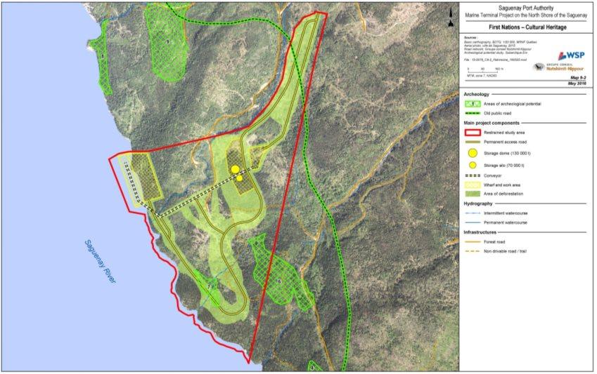 Draft environmental assessment report canada.ca